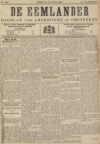 De Eemlander 1908-07-31