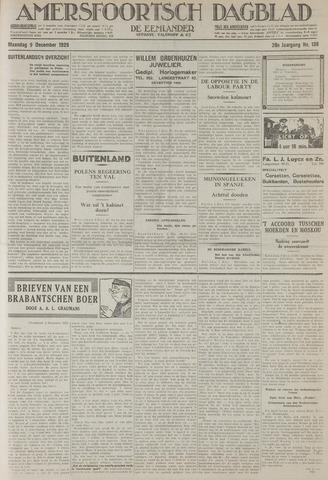 Amersfoortsch Dagblad / De Eemlander 1929-12-09