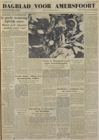 Dagblad voor Amersfoort 1950-06-24