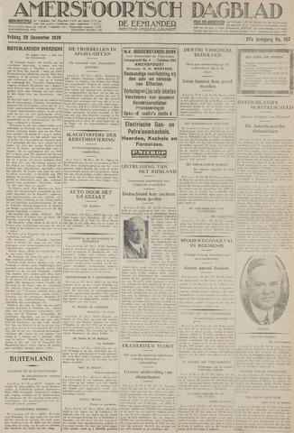 Amersfoortsch Dagblad / De Eemlander 1928-12-28