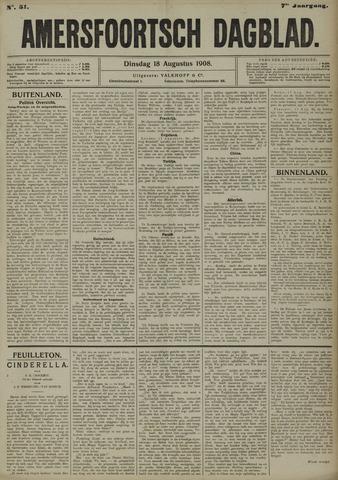 Amersfoortsch Dagblad 1908-08-18