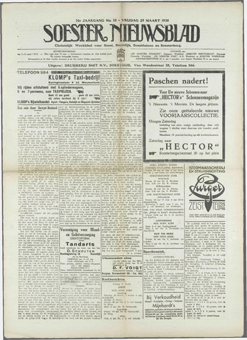 Soester Courant 1935-03-29
