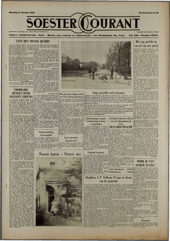 Soester Courant 1970-10-27
