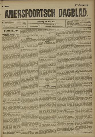 Amersfoortsch Dagblad 1911-05-23