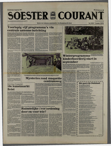 Soester Courant 1977-08-04