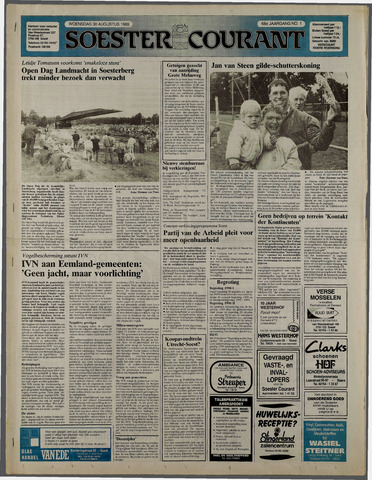 Soester Courant 1989-08-30