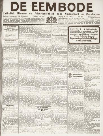 De Eembode 1916-10-20