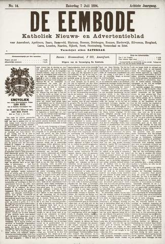 De Eembode 1894-07-07