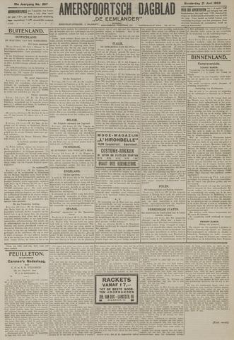 Amersfoortsch Dagblad / De Eemlander 1923-06-21