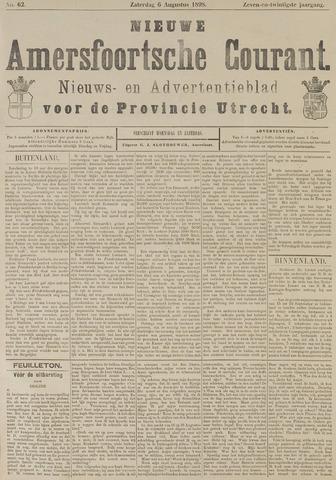 Nieuwe Amersfoortsche Courant 1898-08-06