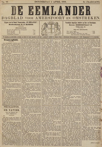 De Eemlander 1909-04-01