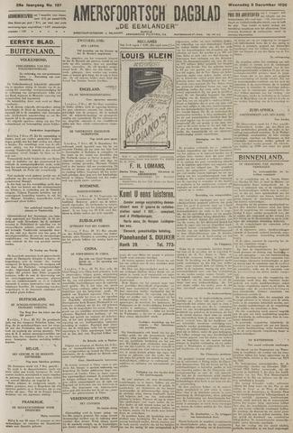Amersfoortsch Dagblad / De Eemlander 1926-12-08