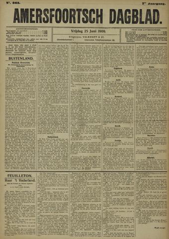 Amersfoortsch Dagblad 1909-06-25