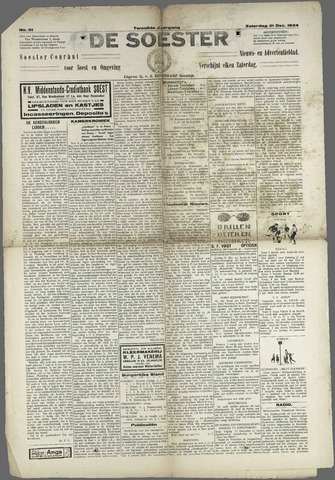 Soester Courant 1924-12-21