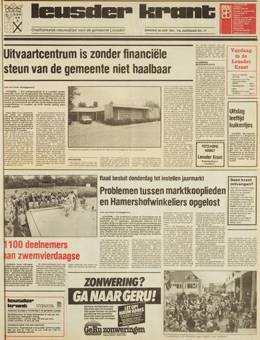 Leusder Krant 1983-06-28
