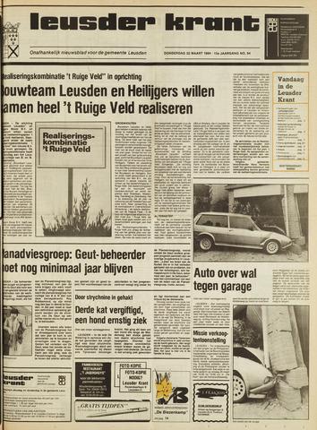 Leusder Krant 1984-03-22