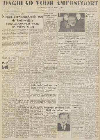 Dagblad voor Amersfoort 1947-06-21