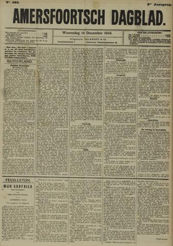 Amersfoortsch Dagblad 1904-12-14