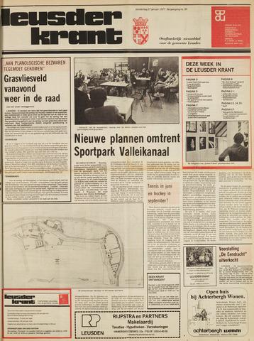 Leusder Krant 1977-01-27