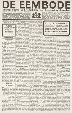 De Eembode 1916-06-23