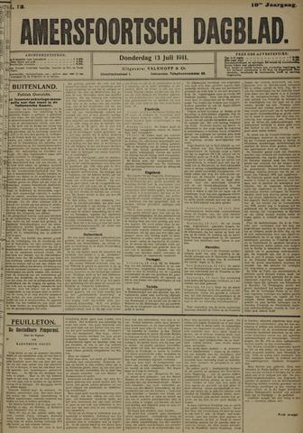 Amersfoortsch Dagblad 1911-07-13
