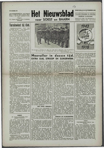 Soester Courant 1943-11-24