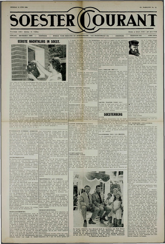 Soester Courant 1963-06-11