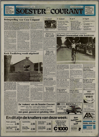 Soester Courant 1992-12-30