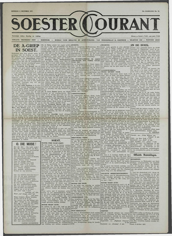 Soester Courant 1957-10-08