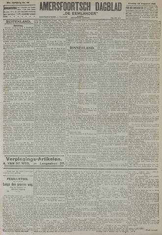 Amersfoortsch Dagblad / De Eemlander 1921-08-23