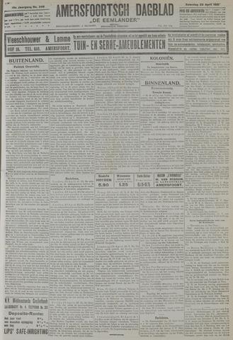 Amersfoortsch Dagblad / De Eemlander 1921-04-23
