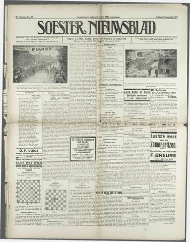 Soester Courant 1927-08-26