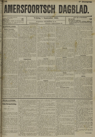 Amersfoortsch Dagblad 1902-09-05