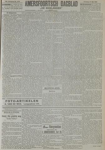Amersfoortsch Dagblad / De Eemlander 1921-05-31