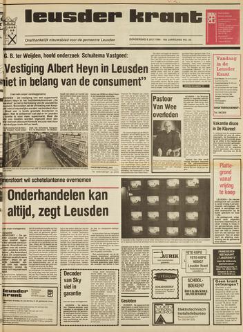 Leusder Krant 1984-07-05