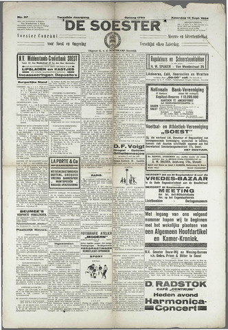 Soester Courant 1924-09-13