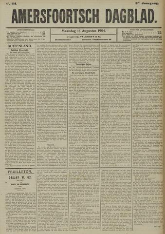 Amersfoortsch Dagblad 1904-08-15