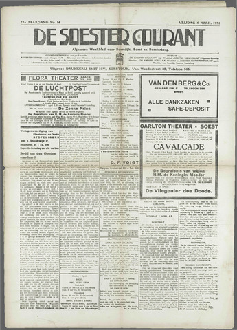 Soester Courant 1934-04-06
