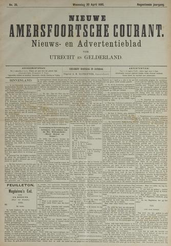 Nieuwe Amersfoortsche Courant 1890-04-30