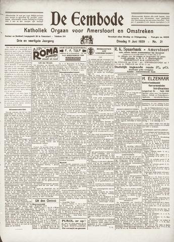 De Eembode 1929-06-11