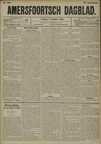 Amersfoortsch Dagblad 1909-10-08