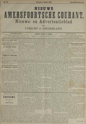 Nieuwe Amersfoortsche Courant 1888-03-31