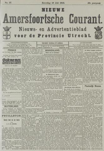 Nieuwe Amersfoortsche Courant 1913-07-19