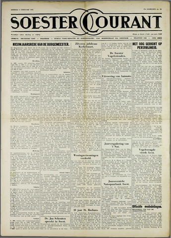 Soester Courant 1962-02-06