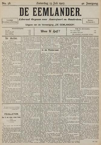 De Eemlander 1907-07-13