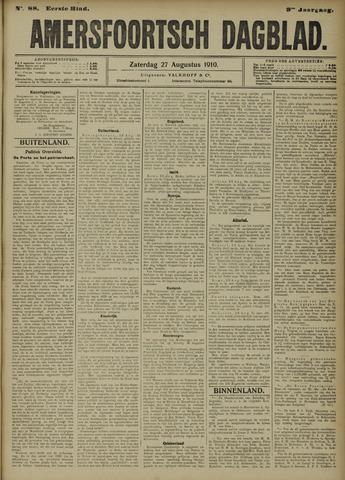 Amersfoortsch Dagblad 1910-08-27