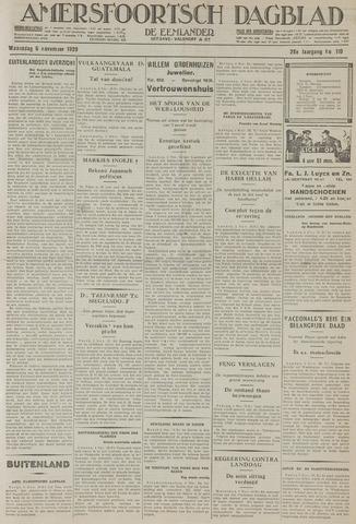 Amersfoortsch Dagblad / De Eemlander 1929-11-06