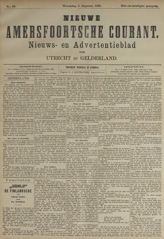 Nieuwe Amersfoortsche Courant 1894-08-08