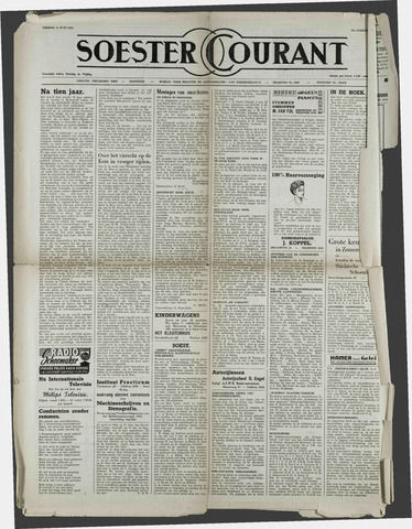 Soester Courant 1954-06-11