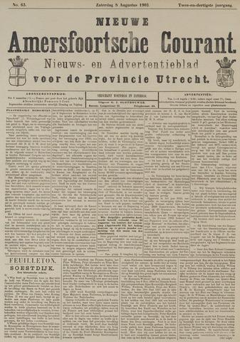 Nieuwe Amersfoortsche Courant 1903-08-08